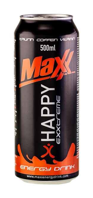Maxx HAPPY 500 ml PLECH