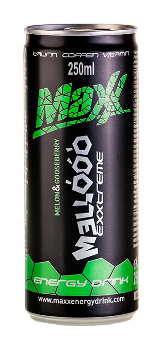Maxx MELLÓÓÓ 250 ml PLECH